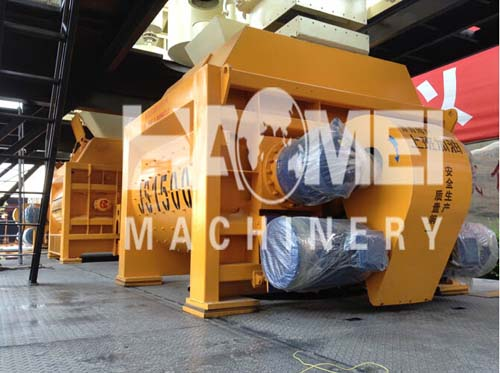Hot Concrete Mixer In China